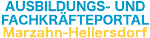 Ausbildungs- und Fachkräfteportal Marzahn-Hellersdorf Logo